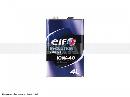روغن موتور ELF-الف 4لیتری 10W40 اصل امارات