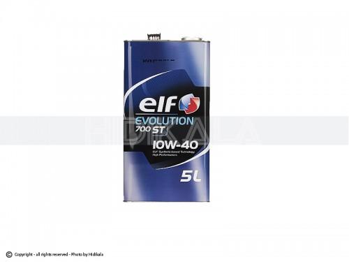 روغن موتور ELF-الف 5لیتری 10W40 اصل امارات
