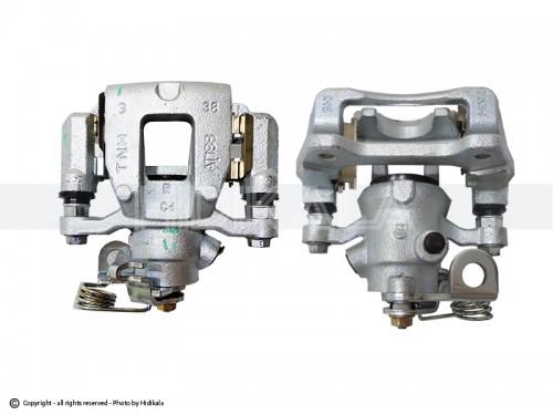 سیلندر(کالیپر) ترمز آذین تنه عقب راست(بدون لنت) شرکتی اصل مناسب برای پژو405 TU5/پارسTU5/پارسXUM/دنا/سمندELX