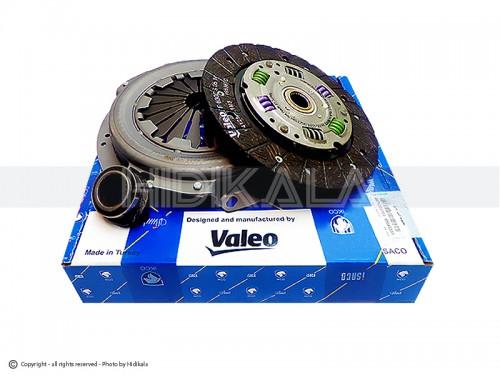 دیسک و صفحه و بلبرینگ(کیت کلاچ) ال90(تندر-رنو) والئو-VALEO شرکتی ایساکو اصل تركيه
