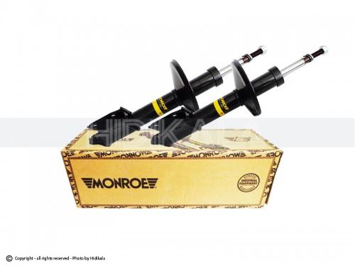 کمک فنر گازی جلو ال90(تندر-رنو) مونرو-MONROE اصل EU لهستان (چپ و راست-2عدد)