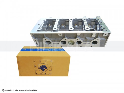 سر سیلندر شرکتی ایساکو اصل مناسب برای پژو206تیپ3,2/پژوV6,V19,V20SD206