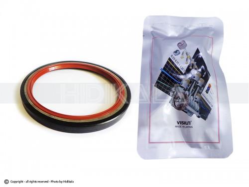 کاسه نمد عقب میل لنگ ویژن-VISIUN اصل ژاپن مناسب برای پژو206/رانا/پژو207