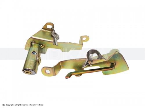 قفل کاپوت پژو 206 هیدیکا اصل ایرانی