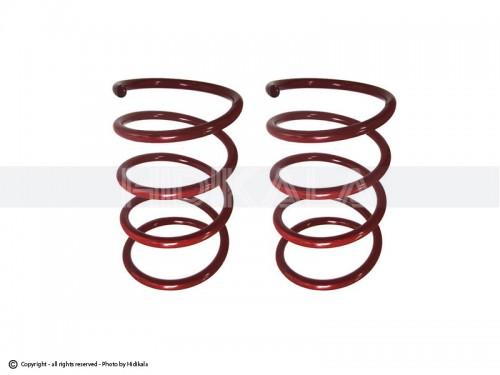 فنر لول جلو اسپرت لنزو-LENZO اصل ایران مناسب برای پژو206/پژو207/رانا سایز28 (2عدد)