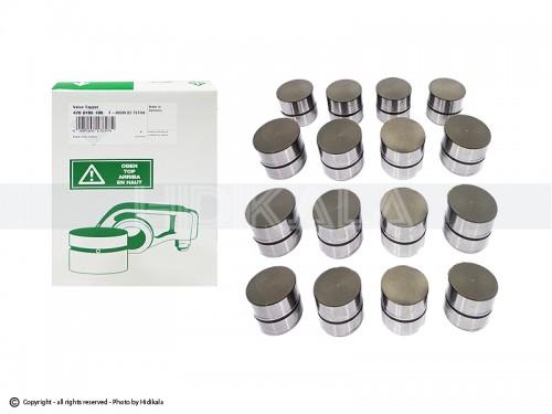 استکان تایپیت آی-ان-آ-INA اصل آلمان مناسب برای پژو206تیپ5,6/پژو 206 SDV8,V9/پژو405 TU5/پارسTU5/سمندTU5/پژو207/رانا (16عدد)