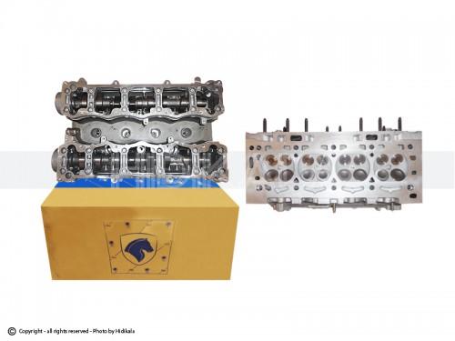 سر سیلندر کامل شرکتی ایساکو اصل مناسب برای پژو206تیپ6,5/پژوV8,V9SD206/پژو405 TU5/پارسTU5/سمندTU5/رانا/پژو 207