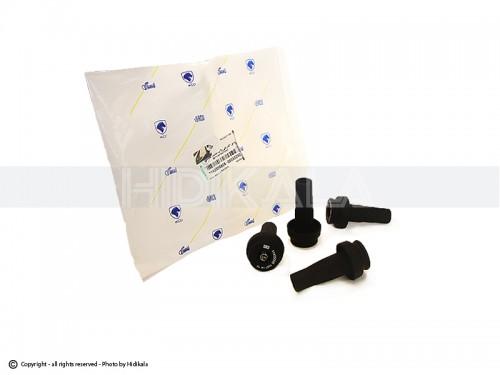 وایر شمع شرکتی ایساکو مناسب برای پژو206تیپ5,6/پژو206 V8,V9 SD/پژو 207/پژو 405 TU5/پارسTU5/سمندTU5