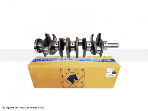 میل لنگ شرکتی ایساکو اصل ایران مناسب برای پژو GLX405/سمند/پارس (موتور1800cc XU7)