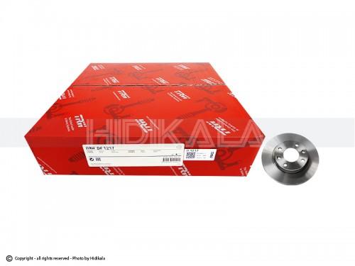دیسک ترمز عقب تی-آر-دابلیو-TRW اصل اروپا مناسب برای پژو 405 TU5/پارس/سمندسورنELX/دنا (2عدد)