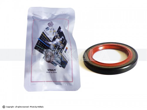کاسه نمد سر میل لنگ ویژن-VISIUN اصل ژاپن مناسب برای پژو405 GLX/پارس/سمند