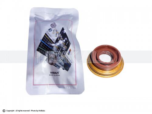 کاسه نمد شفت تعویض دنده (ماهک دنده) ویژن-VISIUN اصل ژاپن مناسب برای پژو405/پارس/سمند/دنا/رانا