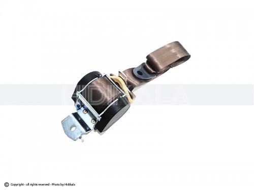 کمربند ایمنی جلو هیدیکا اصل شرکتی (بژ) مناسب برای پژو 405/ پارس/سمند (چپ)