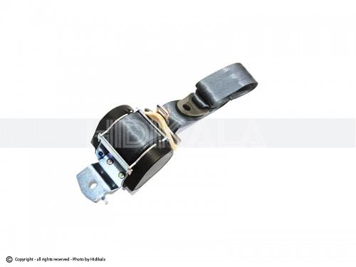 کمربند ایمنی جلو هیدیکا اصل شرکتی (طوسی) مناسب برای پژو 405/پارس/سمند (چپ)