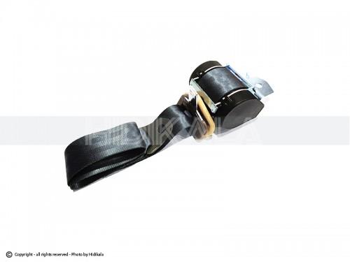 کمربند ایمنی جلو هیدیکا اصل شرکتی (طوسی) مناسب برای پژو 405/پارس/سمند (راست)