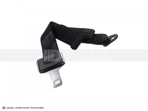 کمربند ایمنی عقب وسط هیدیکا اصل شرکتی (مشکی) مناسب برای پژو 405/پارس/سمند