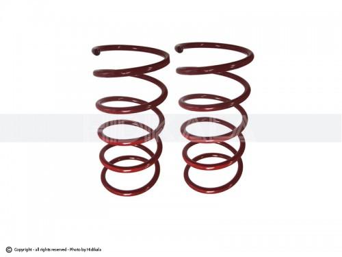 فنر لول جلو اسپرت لنزو-LENZO اصل ایران مناسب برای پژو405/پارس/سمند/دنا سایز34 (2عدد)