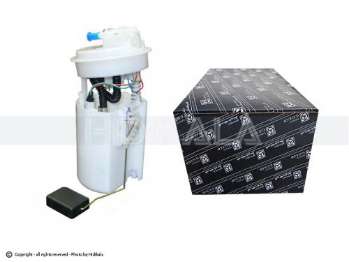 پمپ بنزین داخل باک با فشارشکن(7درجه قدیم) قطعه سازی شمال-GGSCO اصل ایران مناسب برای پژو405 GLX/سمند/پارس