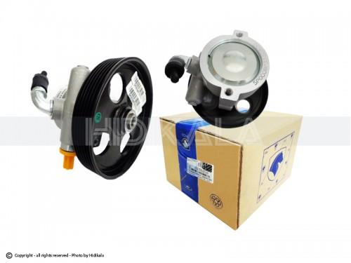 پمپ هیدرولیک شرکتی ایساکو اصل ایران مناسب برای پژو405 GLX/سمند/پارس
