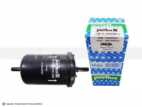 صافی(فیلتر) بنزین پرفلکس-purflux اصل فرانسه مناسب برای پژو405/پژو206/پژو207/ال90/پارس/سمند/مگان/زانتیا/رانا/پرایدیورو4/دنا