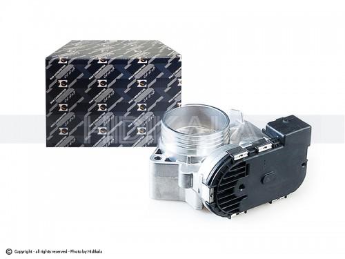 دریچه هوای کامل (دریچه گاز) برقی کاربراتور ایران مناسب برای پژو405SLX/پارسLX (موتور TU5)/سمندTU5 اصل ايران