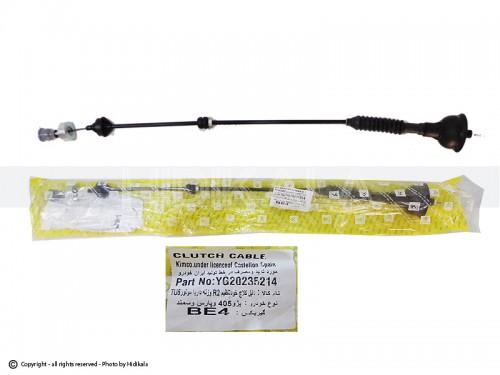 سیم کلاچR2 اتومات کیمکو-Kimco اصل ايران مناسب برای پژو 405 TU5/پارسTU5/سمند TU5