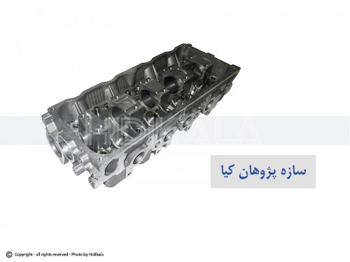 سر سیلندر پراید انژکتور سازه پژوهان کیا اصل ایران
