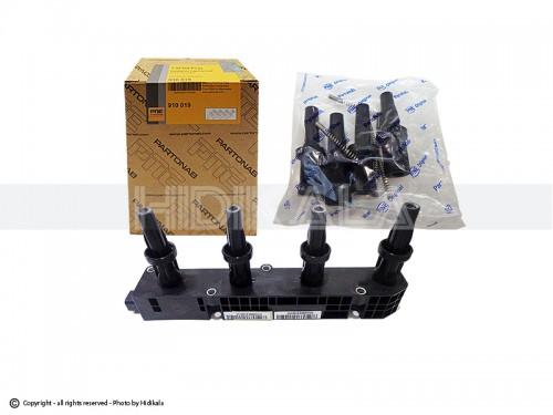 واير شمع پرتوناب اصل ایران مناسب برای رانا/پژو206تیپ5و6/پژو206 V8,V9 SD/پژو 207/پژوTU5405/پارسTU5/سمندTU5 ( چهارعدد)